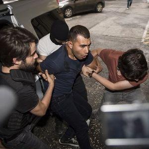 İSTANBUL'DA TERÖR OPERASYONUNDAN İLK KARELER