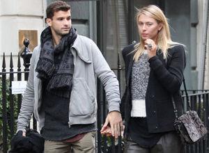 Maria Sharapova ile Grigor Dimitrov ayrıldı