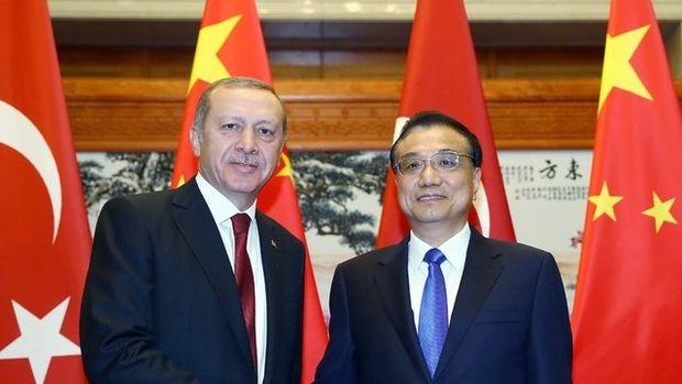 Cumhurbaşkanı Erdoğan, Çin'de