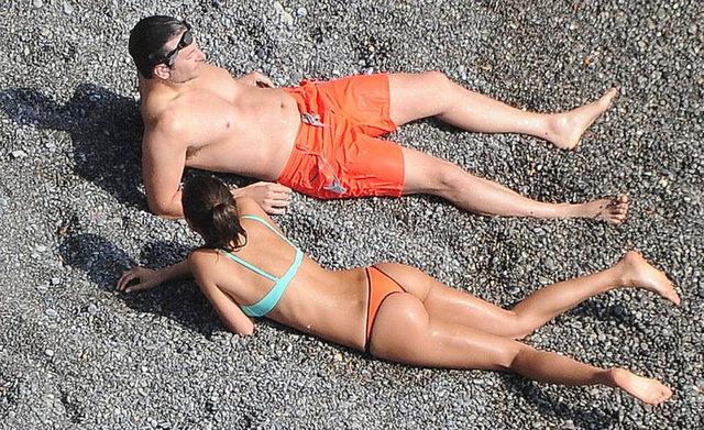 Irina Shayk ve Bradley Cooper'ın romantik tatili