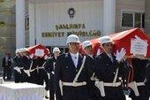 Tunceli'deki saldırıda şehit olan Ali Rıza Güneş'in cenaze töreni...