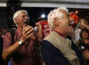 Yunanistan'da seçimin galibi Çipras