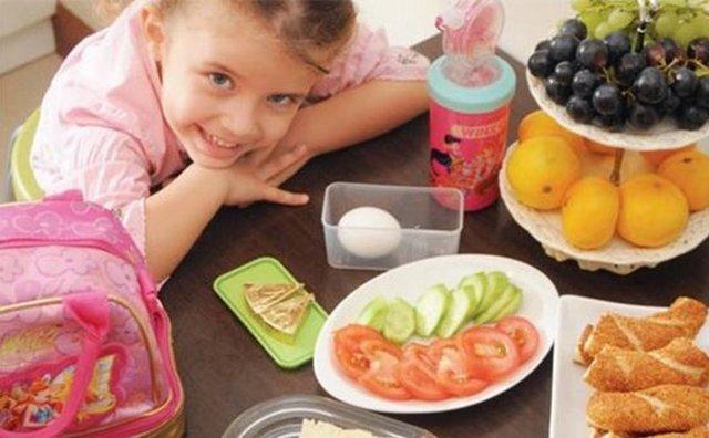 Akşamdan hazırlayabileceğiniz sağlıklı beslenme önerileri...