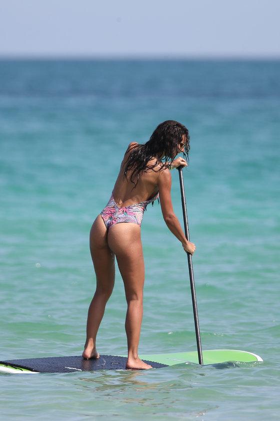 Sörf macerası...