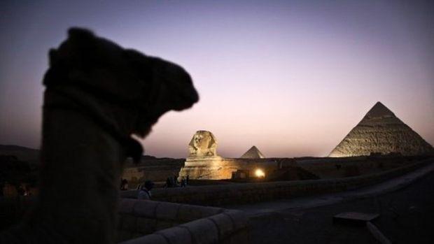 Piramitlerin sırrının çözülmesi için yeni yöntem!