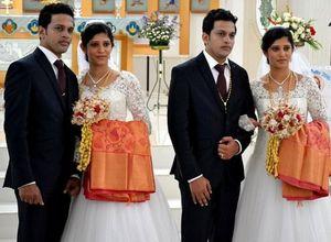 Hindistan'da bir garip düğün