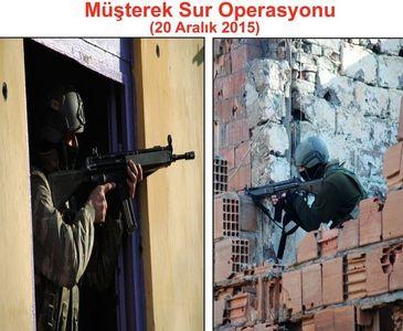 İŞTE TERÖRİSTLERİN 'HASTANE'Sİ...