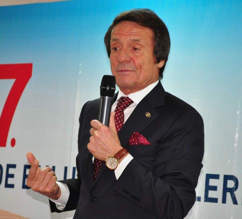 <p>AHMET NAZİF ZORLU</p>