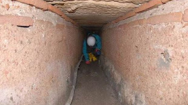 İstanbul'un 1600 yıllık yeraltı tünelleri!