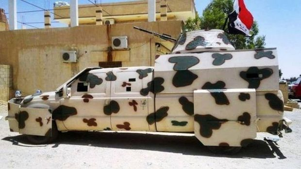 Ortadoğu'nun garip silahları!