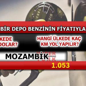 TÜRKİYE'DE 1 DEPO, O ÜLKEDE 91 DEPOYA BEDEL!