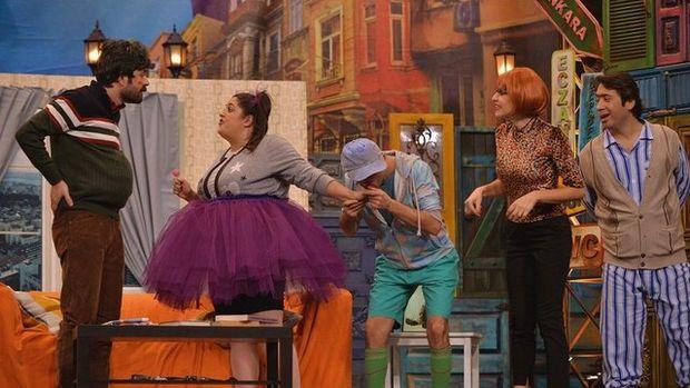 Geldim Gördüm Güldüm Show 2. Bölüm Fotoğrafları