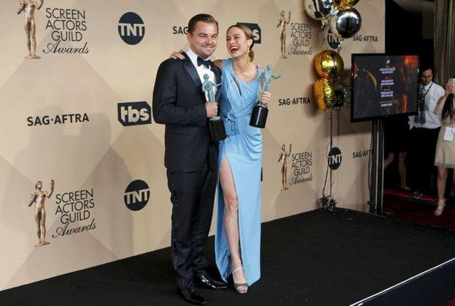 Screen Actors Guild Ödülleri sahiplerini buldu