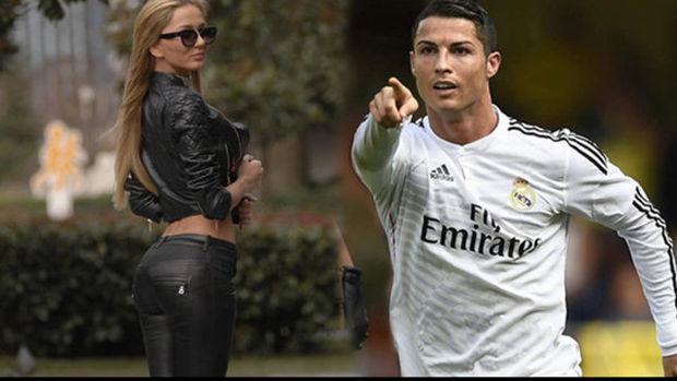 Cansu Taşkın: Ronaldo ile yazışıyoruz