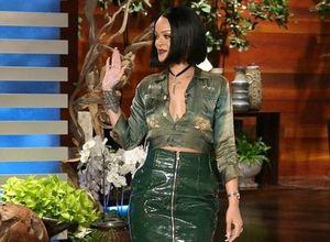 Rihanna: Sevgiliye vaktim yok