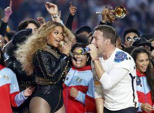 Beyonce'un dansı olay yarattı