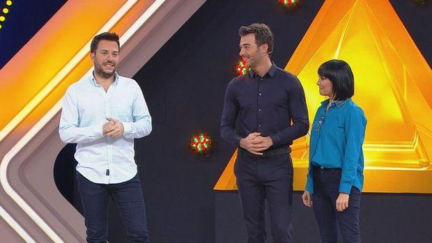 PİRAMİT YEPYENİ BÖLÜMLERİ İLE SHOW TV'DE!