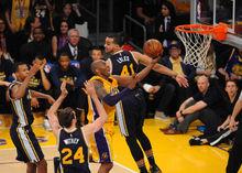 Kobe Bryant'ın vedası