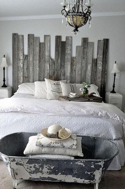 En farklı yatak başlık modelleri...