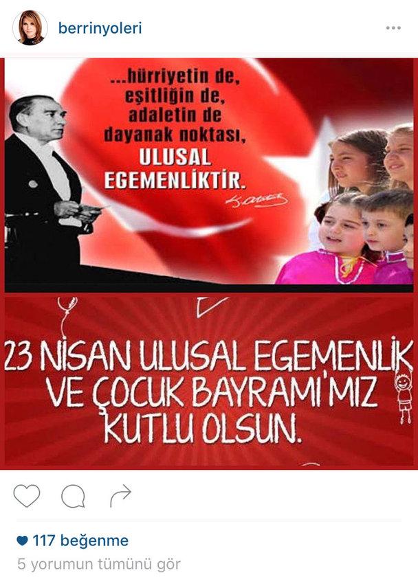 <p>BERRİN YOLERİ</p>