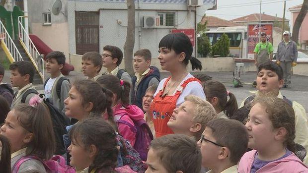 Ev Kuşu Hacımaşlı Köyü İlkokulu - 22.04.16