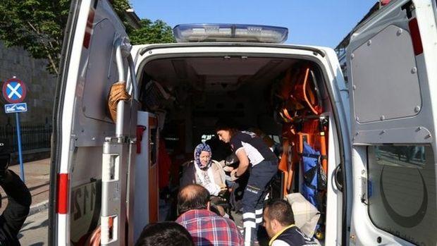 Terör saldırısının olduğu Bursa'dan ilk görüntüler