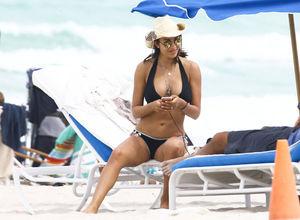 Lisandra Silva tatilin tadını çıkardı