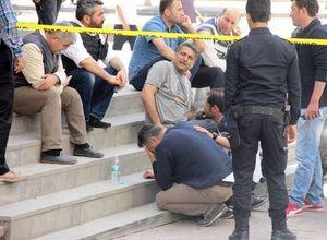 Gaziantep'te bombalı saldırı!
