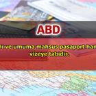 Türkiye'nin vize uyguladığı ülkeler