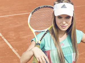 Ceyda Ateş tenise merak sardı!