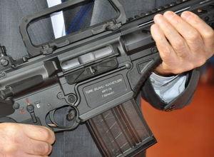 Milli Piyade Tüfeği MPT-76'nın seri üretimi başladı