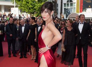 Bella Hadid Cannes'da