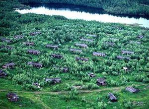 Sibirya'daki ölüm kampları