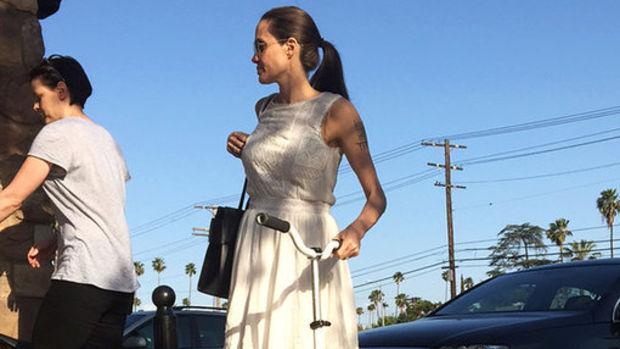 Angelina Jolie ile ilgili korkutan iddia!