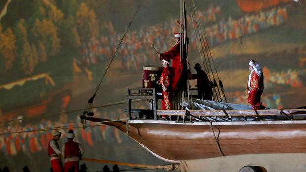 İstanbul'un fethinin 563. yılı Yenikapı'da kutlandı