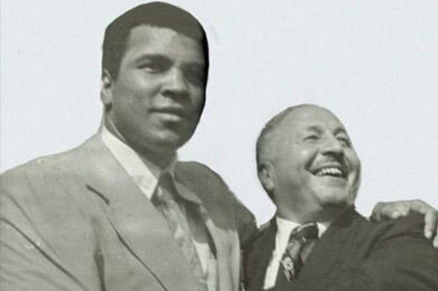 Muhammed Ali'nin İstanbul'daki kareleri!..