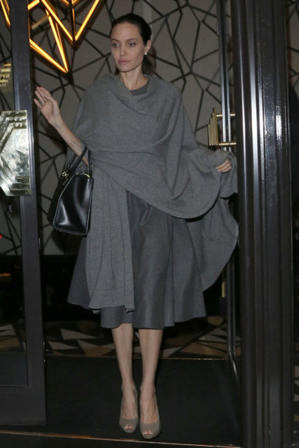 Angelina Jolie'nin fotoğrafları açık artırmada
