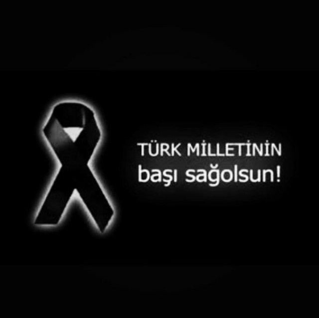 Ünlüler İstanbul'daki bombalı saldırıya tepkisiz kalmadı