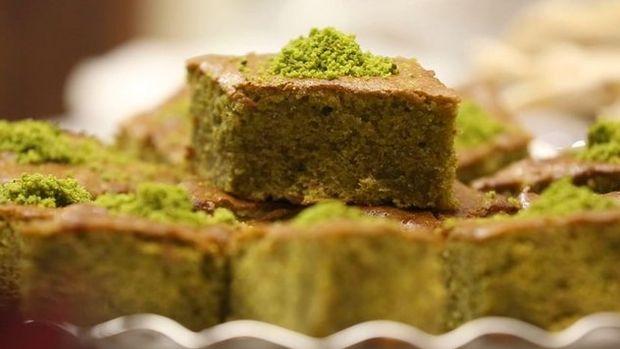 Gaziantep Mutfağından Gaziantep Fıstığı Tatlısı