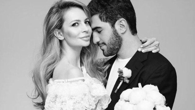 Sargis Karapetyan ile Salome Kinsturashvili evlendi