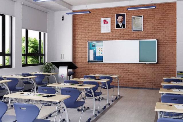Pervin KAPLAN/GAZETE HABERTÜRKSonuçları liselere geçişte kullanılacak Temel Eğitimden Ortaöğretime Geçiş Sistemi (TEOG) sınav puanları açıklandıktan sonra gözler kolejlerin 2016-2017 öğrenim yılı ücretlerine çevrildi.