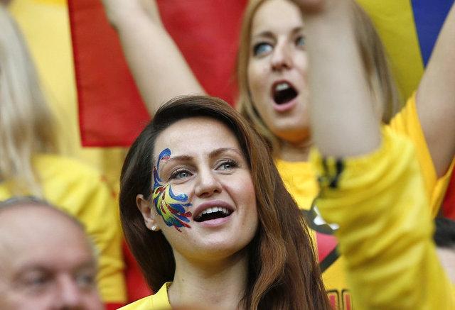 EURO 2016 açılışı