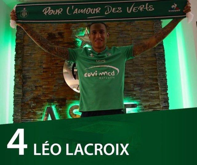 İşte dünyada 2016-2017 sezonu 1. transfer döneminde atılan tüm önemli imzalar...LEO LACROIXSion > Saint Etienne (3 milyon €)