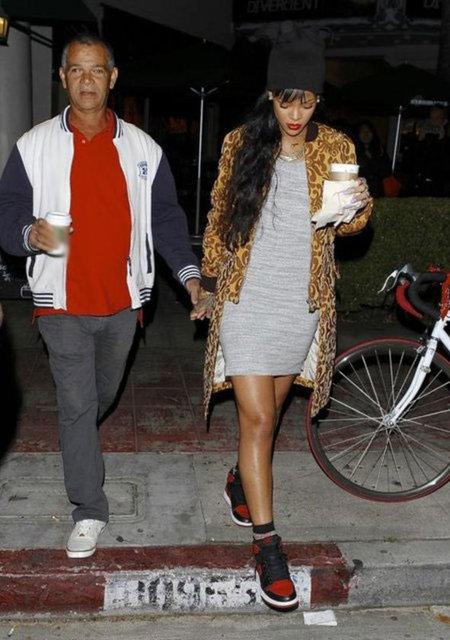 Hayırlı evlat Rihanna