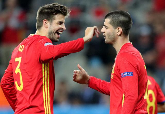 İspanya-Türkiye