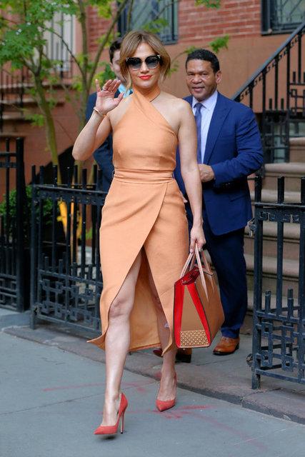 Jennifer Lopez'in derin tercihi