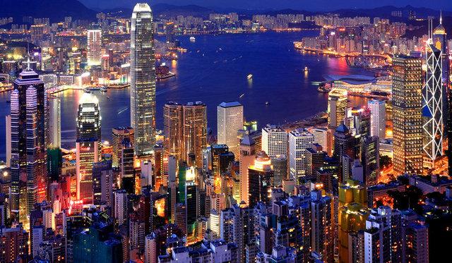 1. Hong Kong, Hong Kong