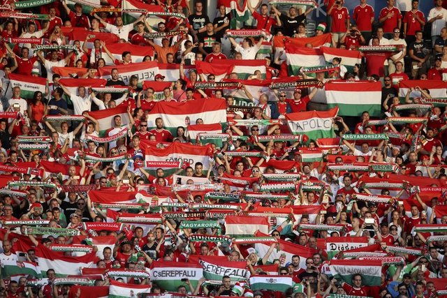 Macaristan - Belçika