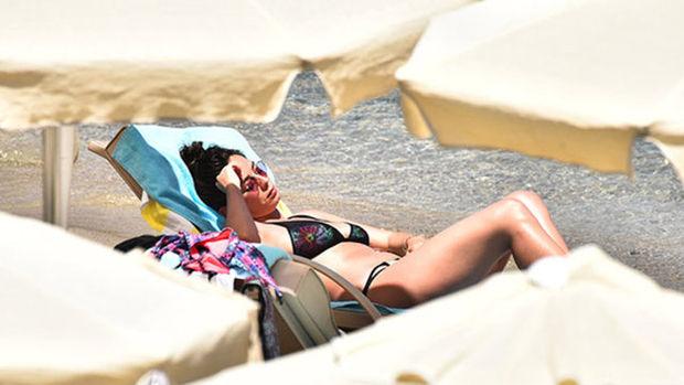 Merve Sevi: Bu kiloyla denize falan girmem