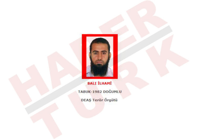 Aranan IŞİD'li teröristler